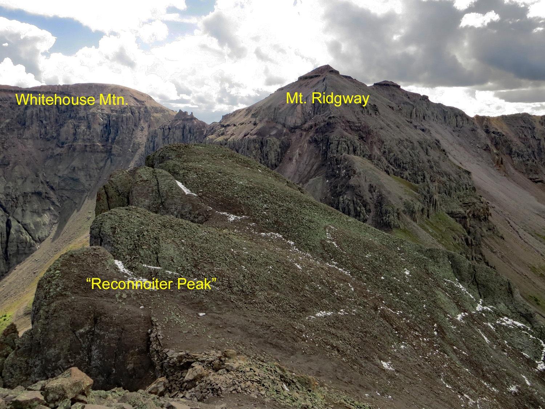 Mount Ridgway - 13,468