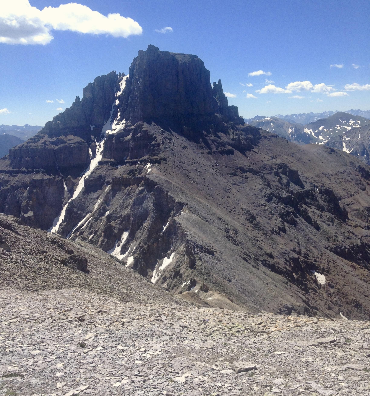 Potosi Peak - 13,786