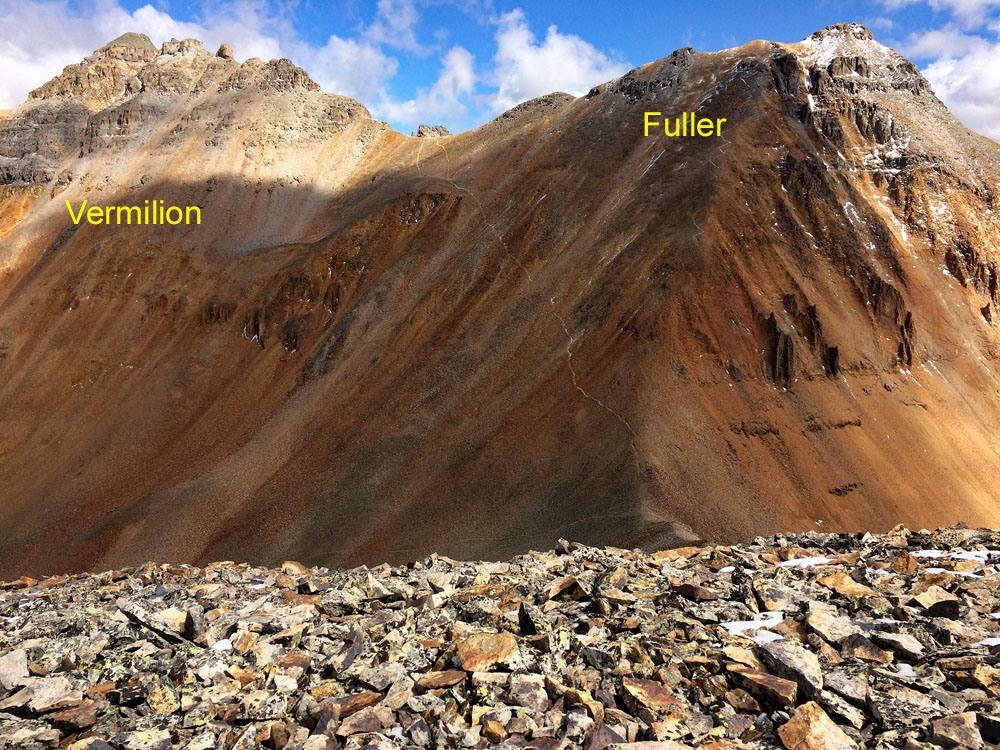 Fuller Peak - 13,761