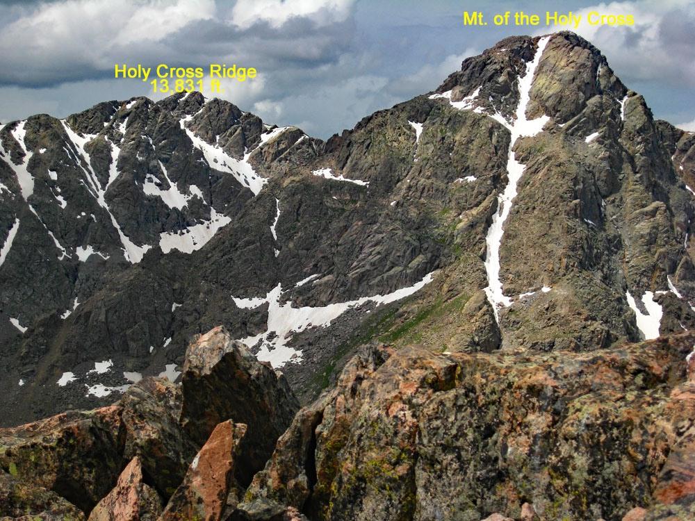 Holy Cross Ridge - 13,831