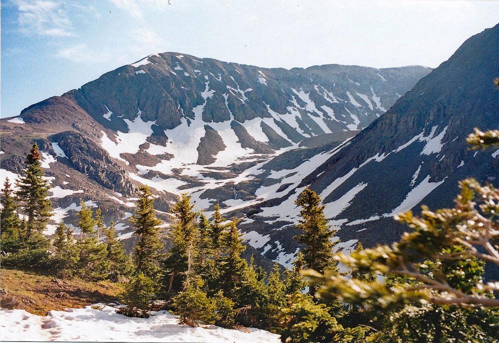 Middle Peak - 13,300