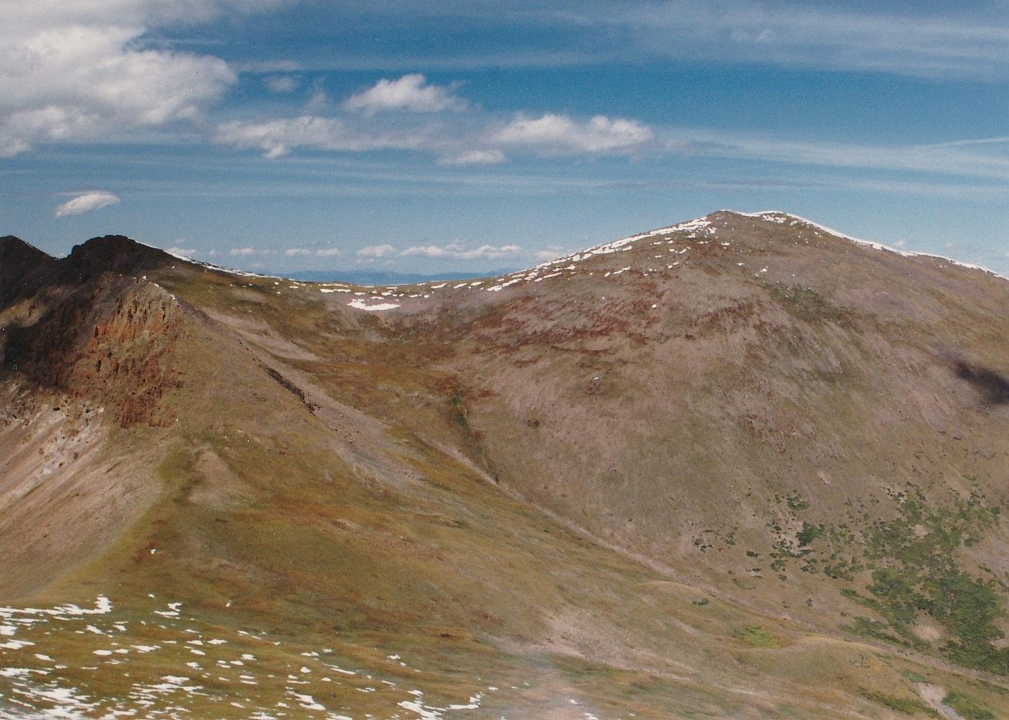 Stewart Peak - 13,983