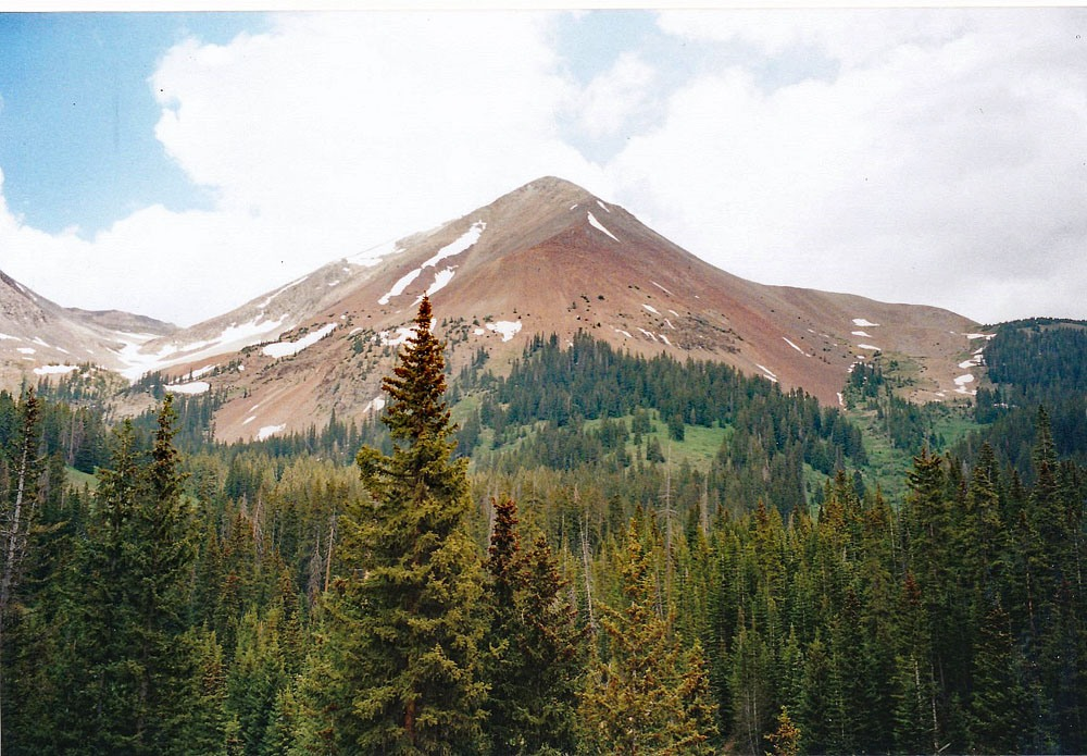 Dolores Peak - 13,290