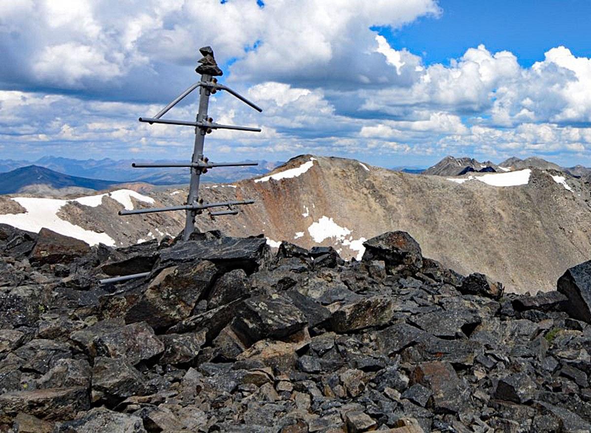 Traver Peak - 13,852
