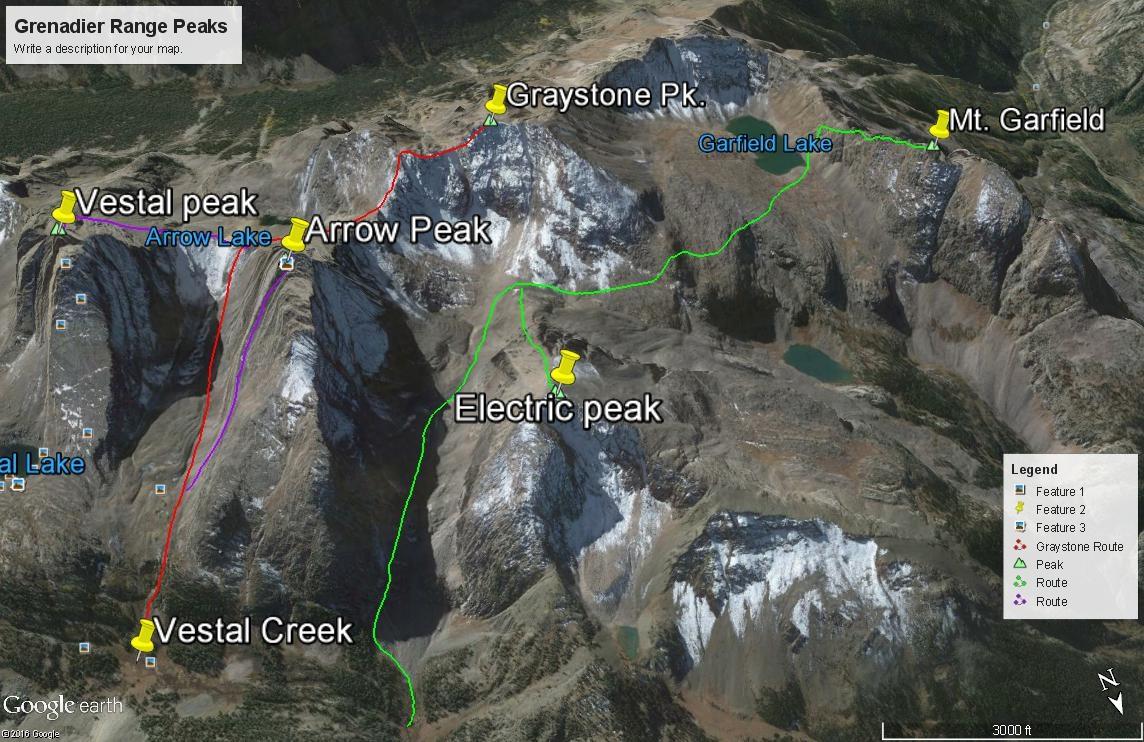 Graystone Peak - 13,489
