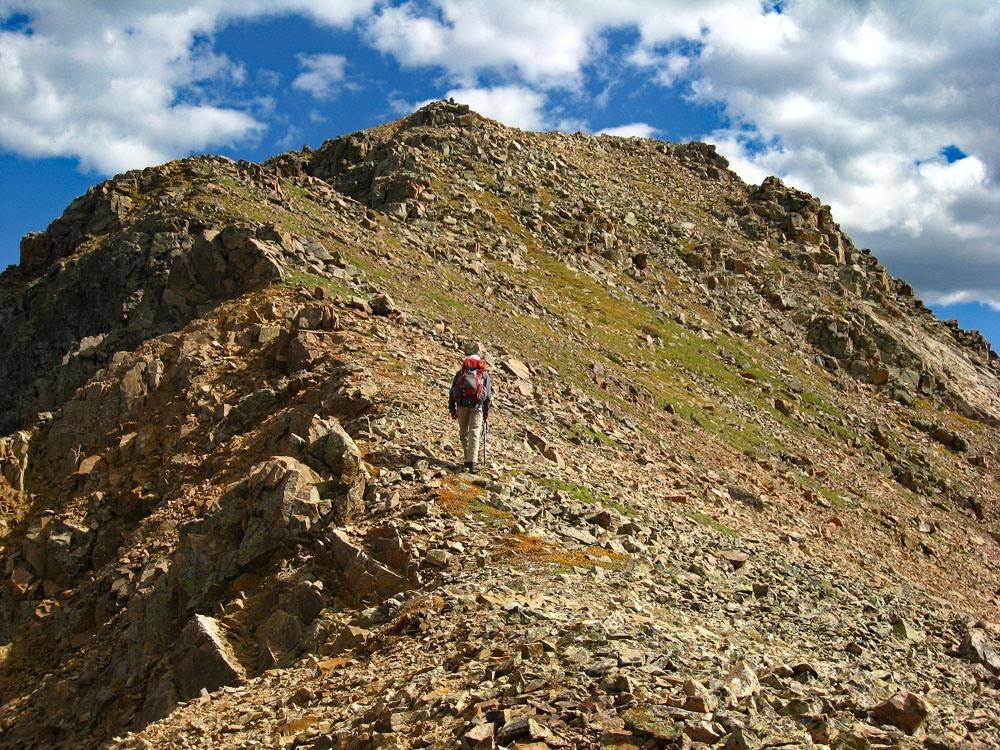 South Twilight Peak - 13,100