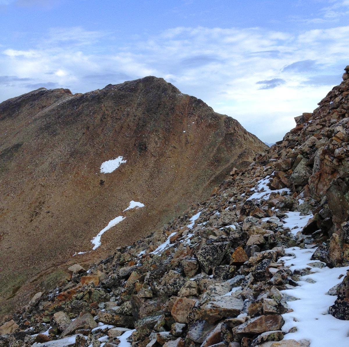Mount Arkansas - 13,795