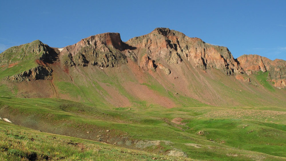 Summit Peak - 13,300