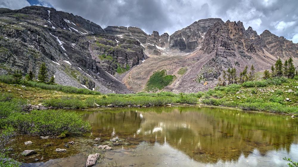 Cathedral Peak - 13,943
