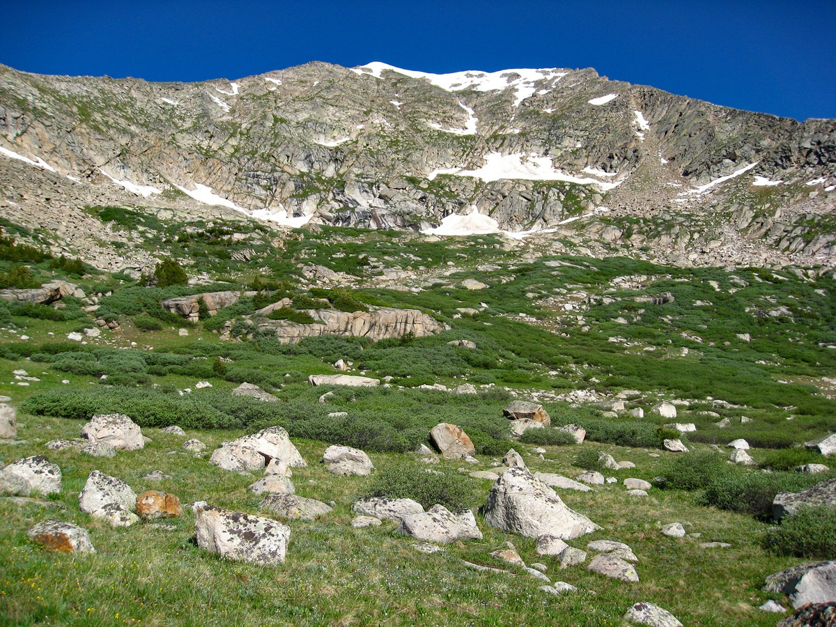 Lewanee Mountain - 13,204