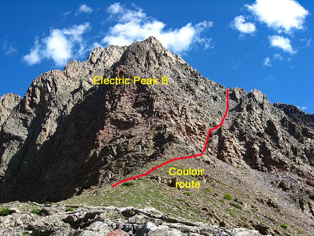 Electric Peak - 13,292
