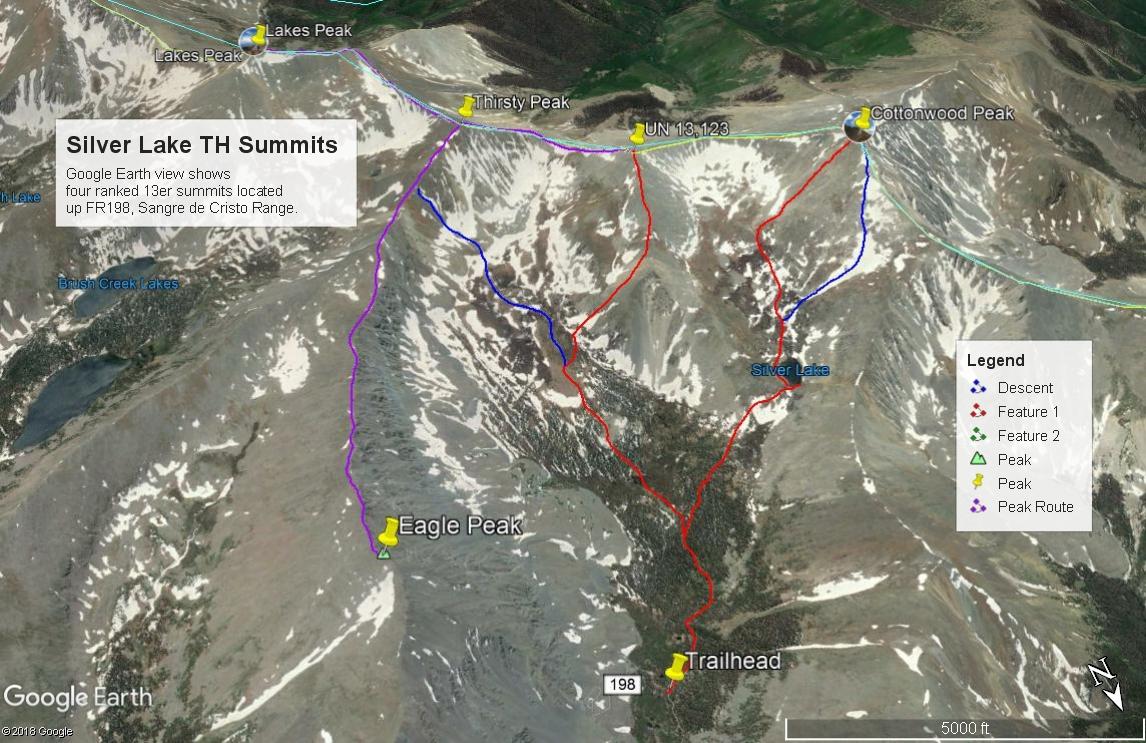 Eagle Peak - 13,205