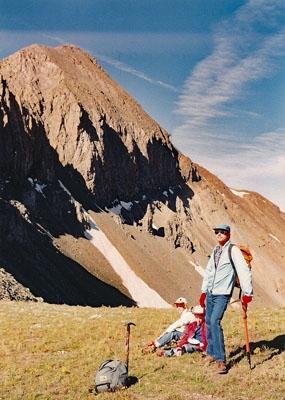 Jones Mountain A - 13,860