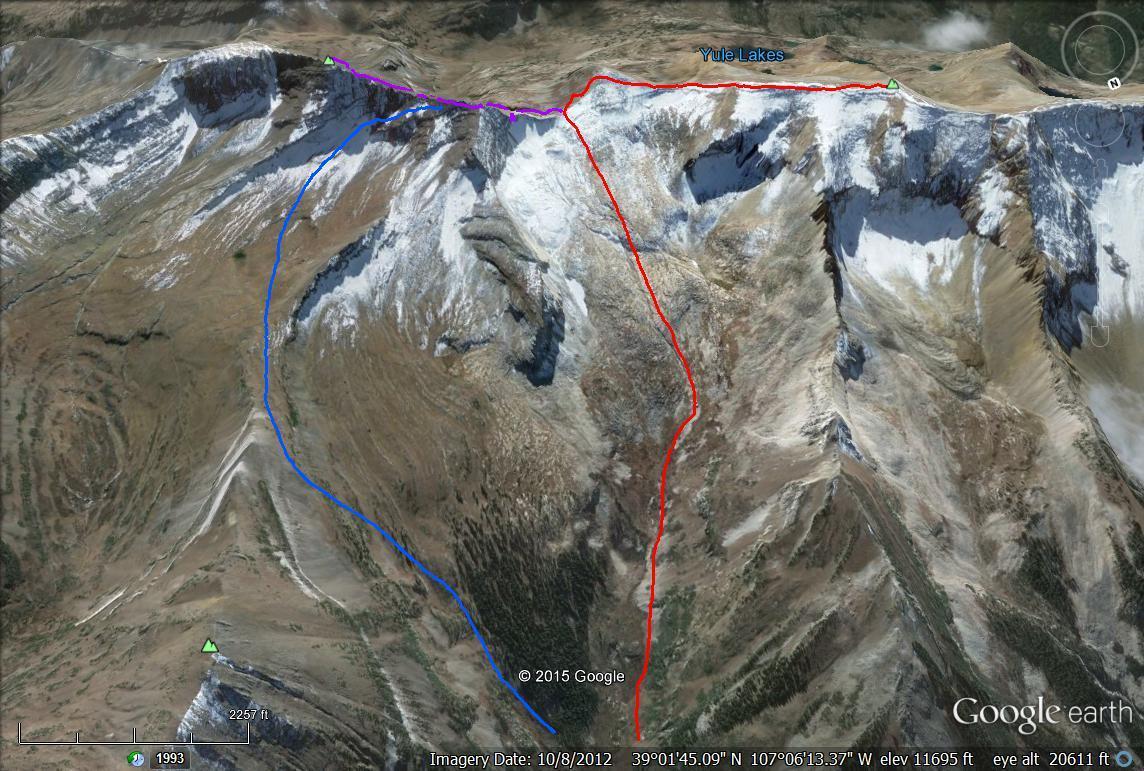 Treasury Mountain - 13,462