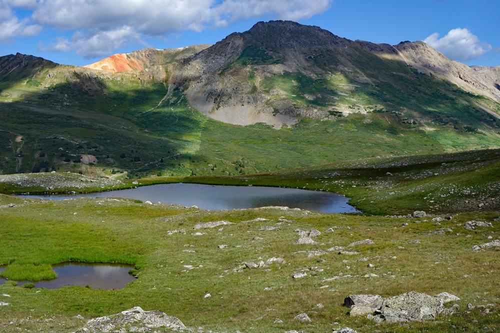 Middle Mountain - 13,100