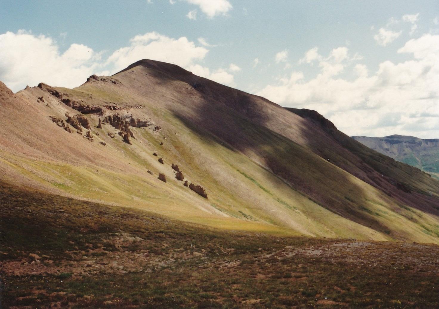 Carson Peak - 13,657