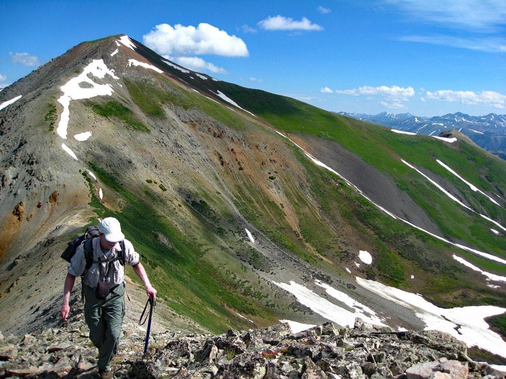 Italian Mountain - 13,378