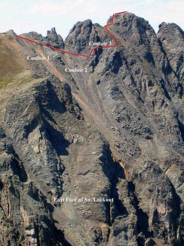 South Lookout Peak - 13,380