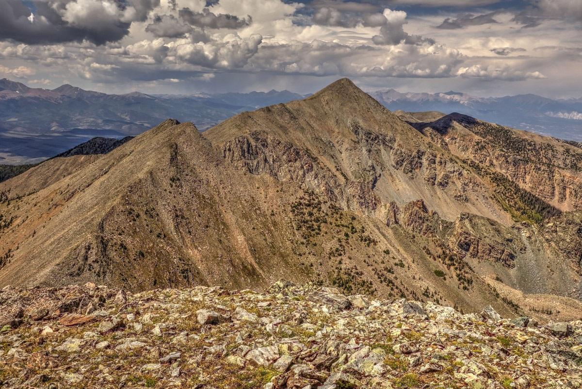 Hunts Peak - 13,071
