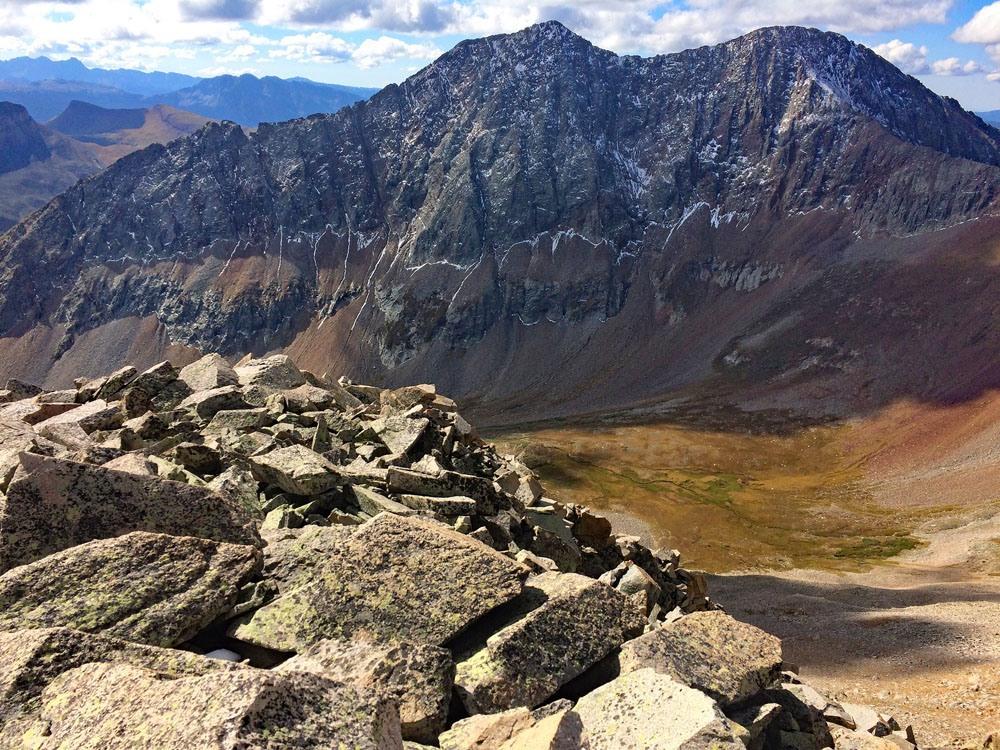 Rolling Mountain - 13,693