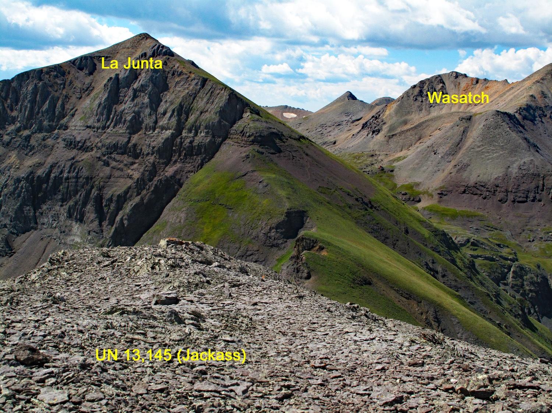 La Junta Peak - 13,472
