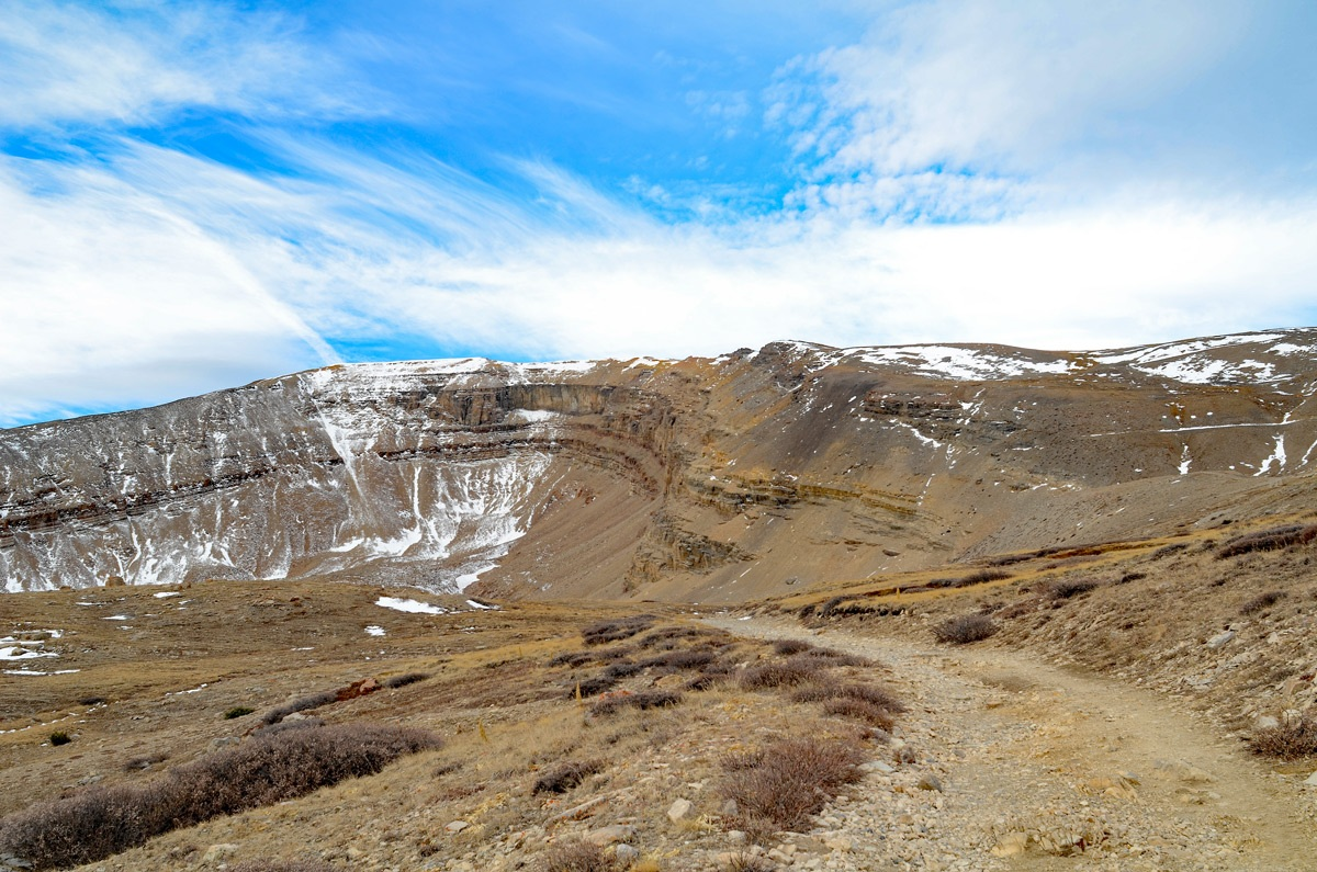 Horseshoe Mountain - 13898
