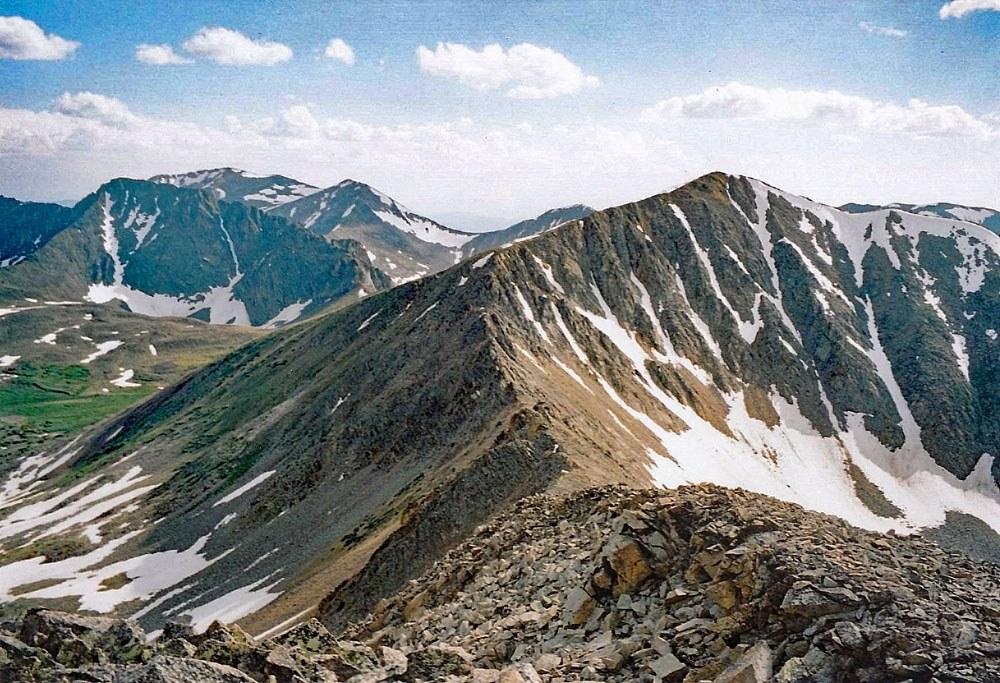 Pomeroy Mountain - 13,151