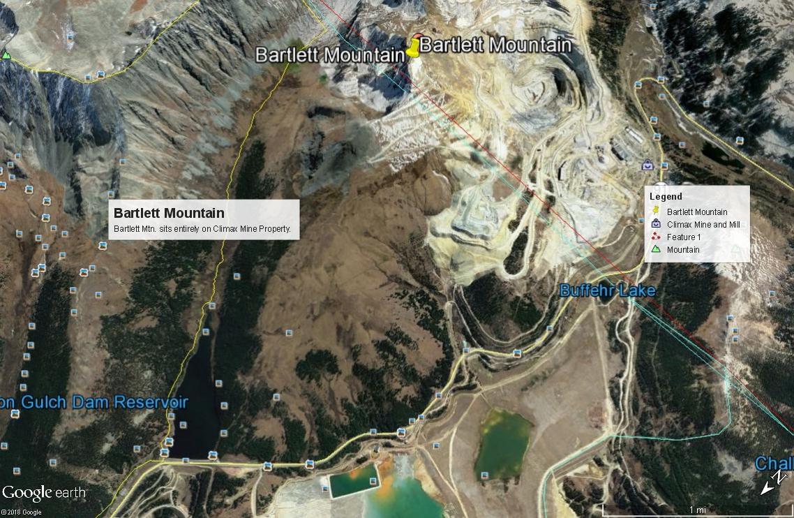Bartlett Mountain - 13,400