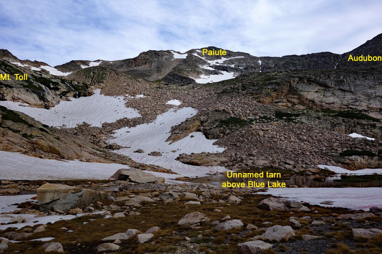 Paiute Peak - 13,088