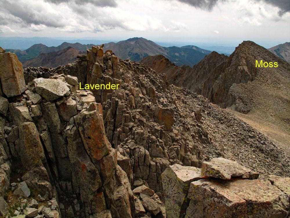 Mount Moss - 13,192