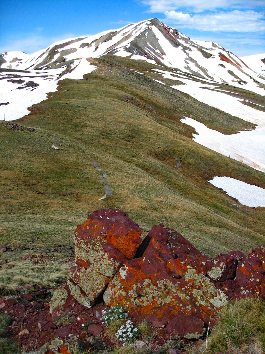 Jacque Peak - 13,205