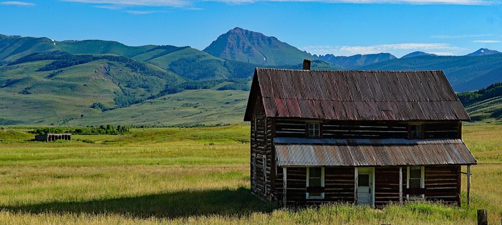 Teocalli Mountain - 13,208