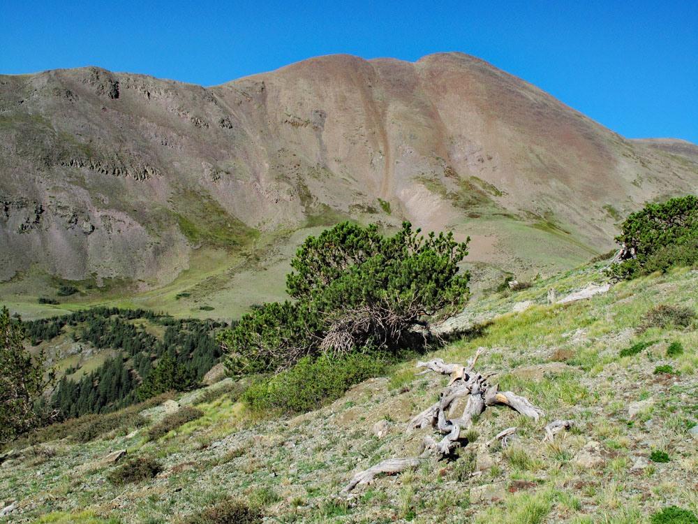 Antora Peak - 13,269