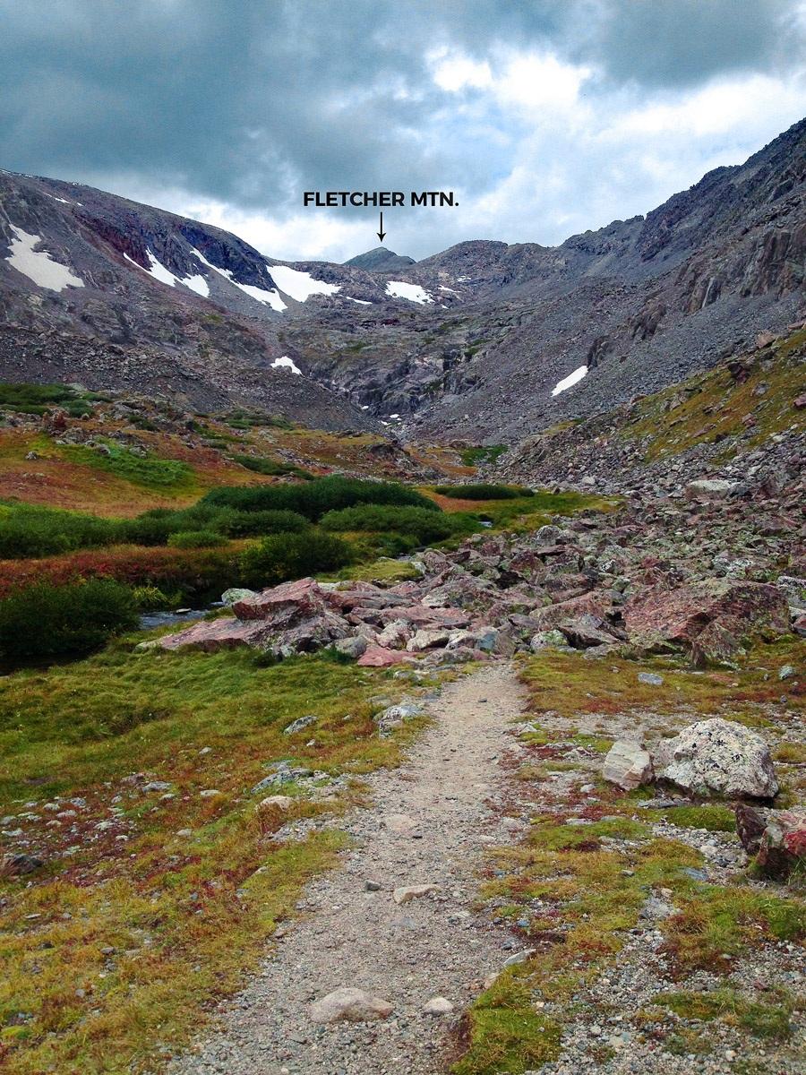 Fletcher Mountain - 13951