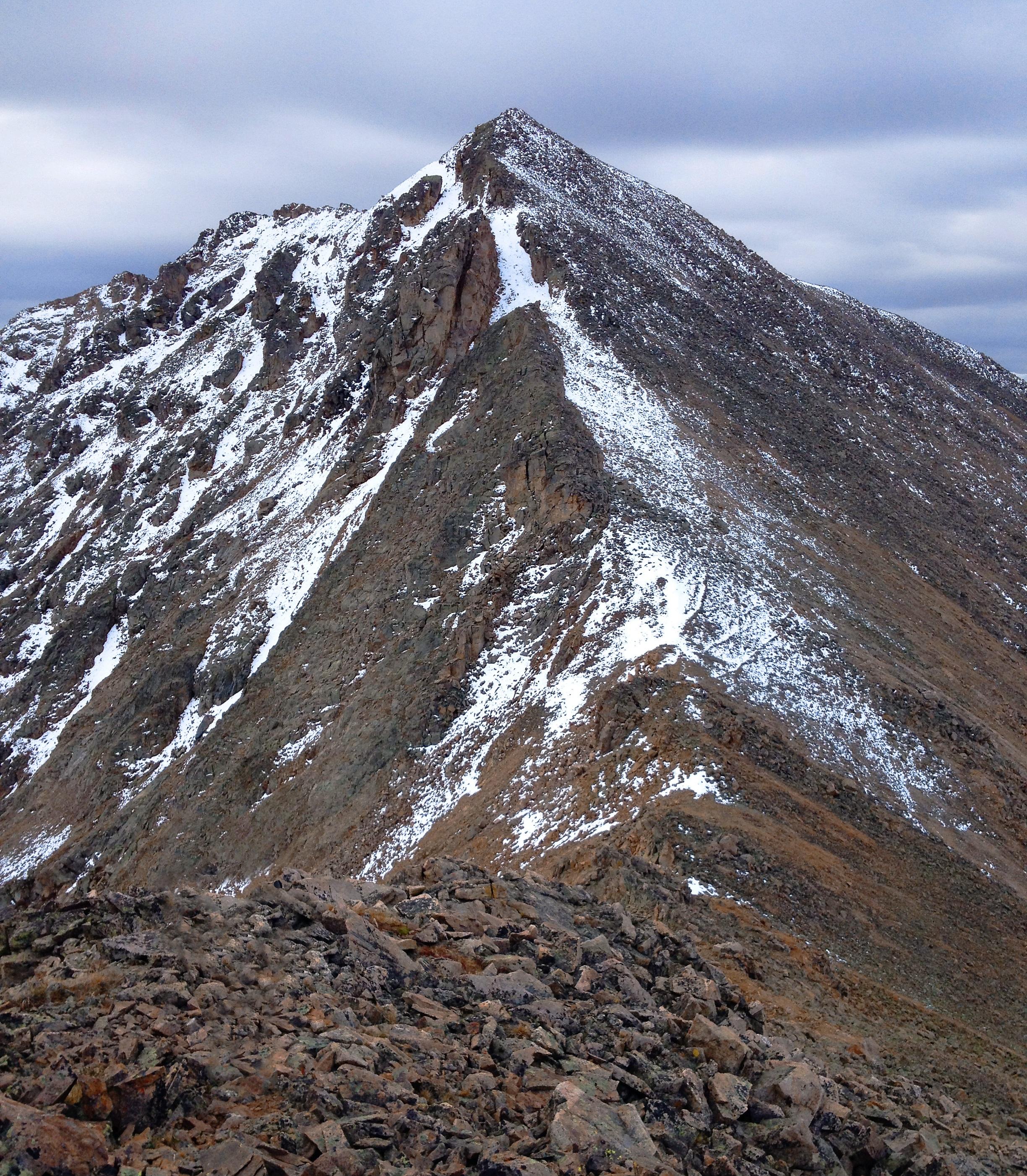 Mount Tweto - 13,672