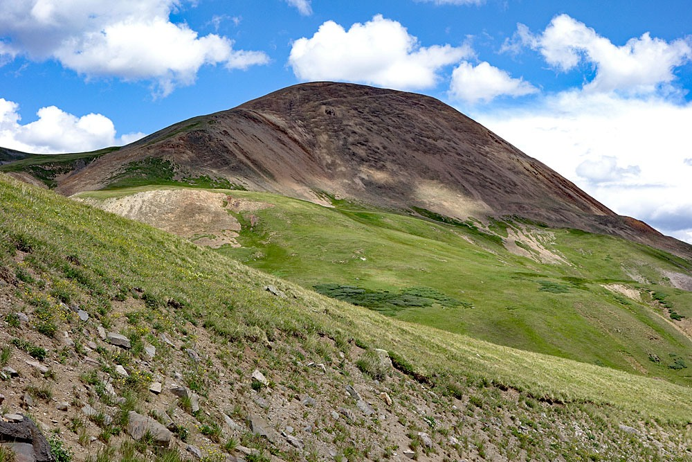 Sheep Mountain - 13,292