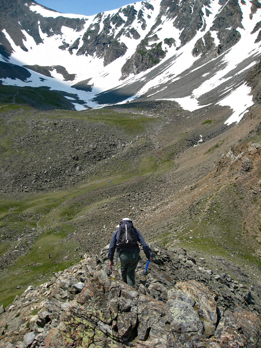 Kelso Mountain - 13,164
