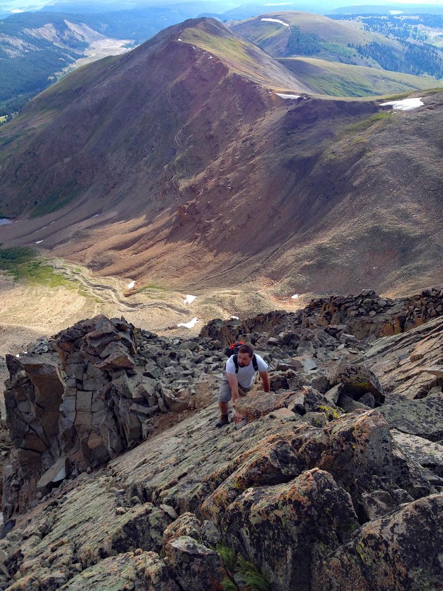 Dyer Mountain - 13,855