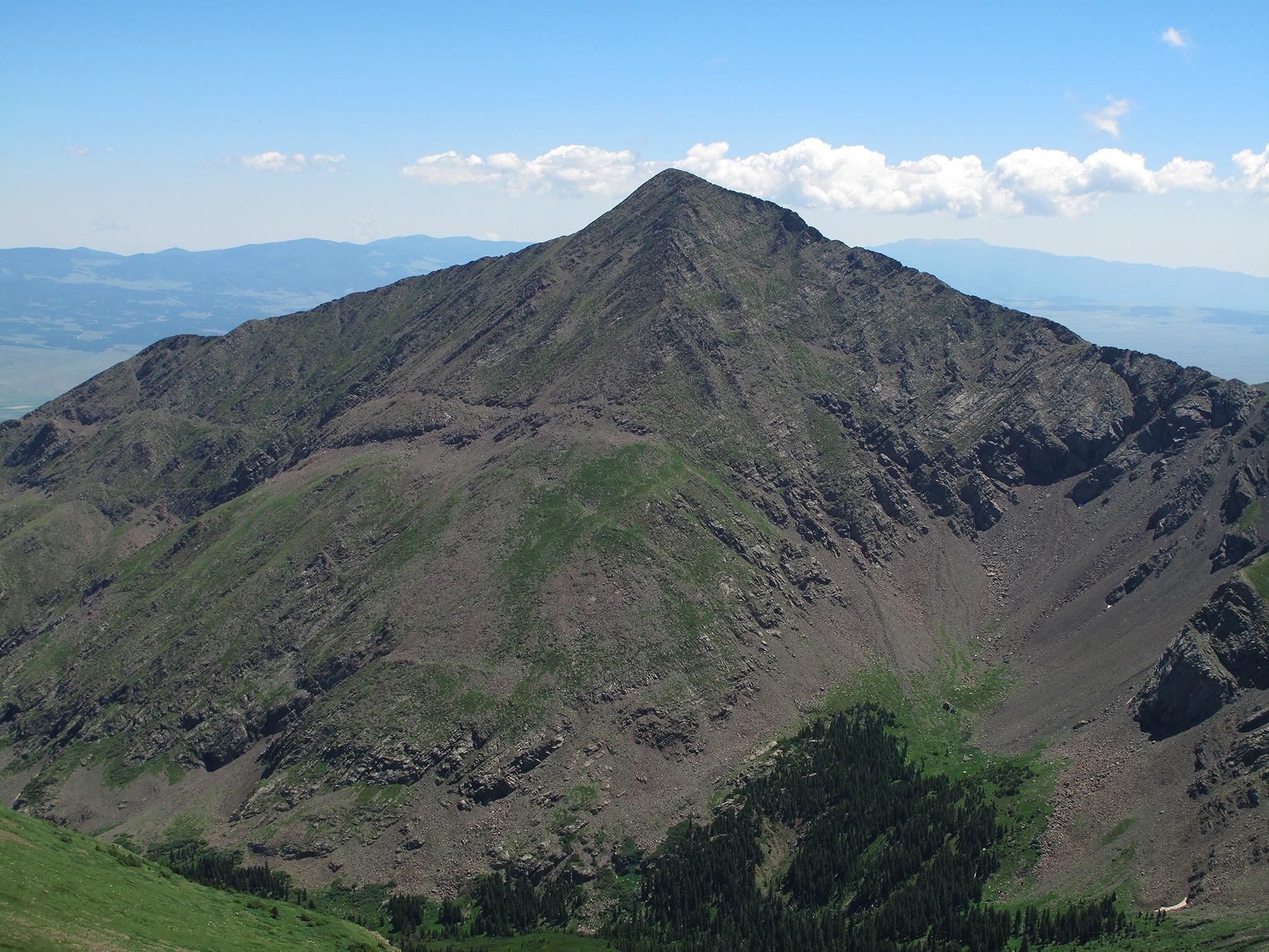 Horn Peak - 13,450