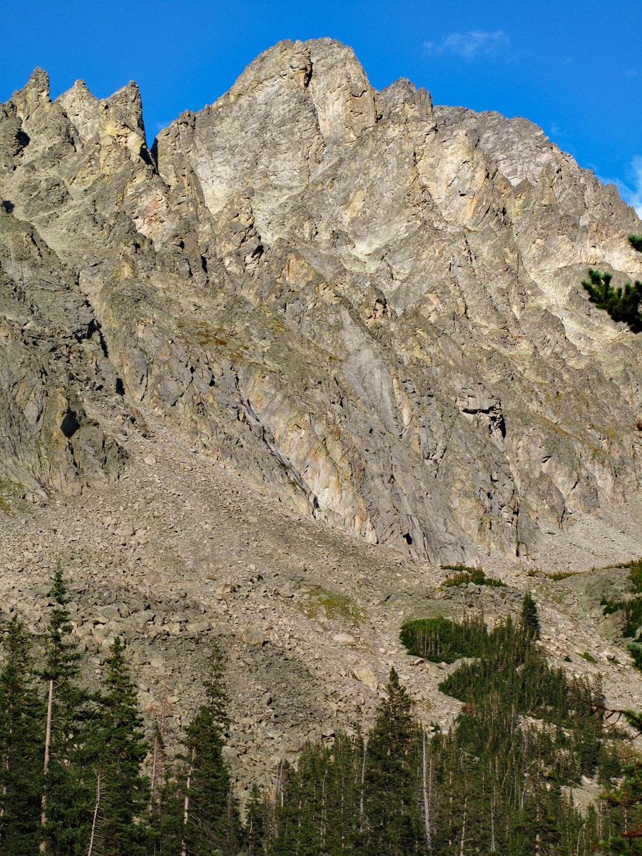 Arikaree Peak - 13,150