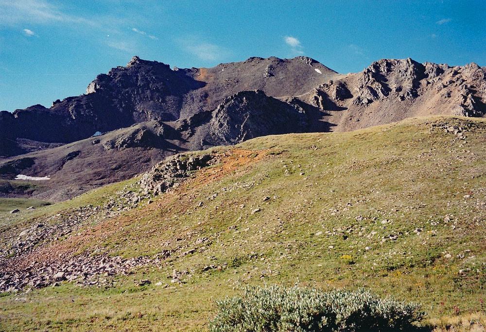 Pearl Mountain - 13,362