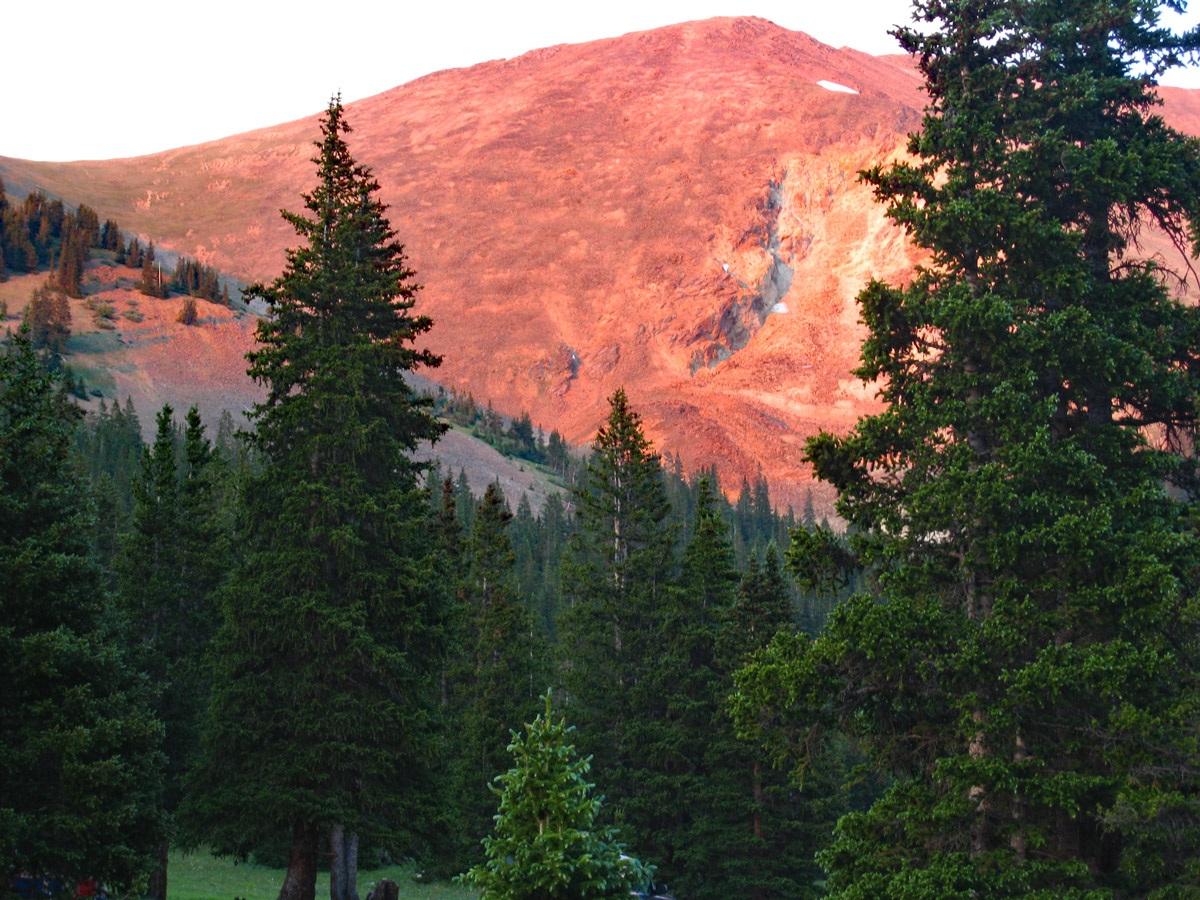 Santa Fe Peak - 13,180