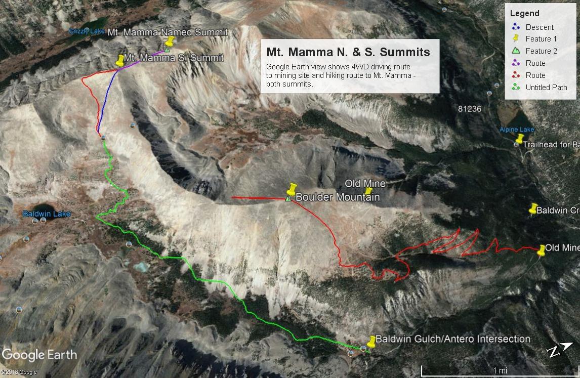 Mount Mamma - 13,646