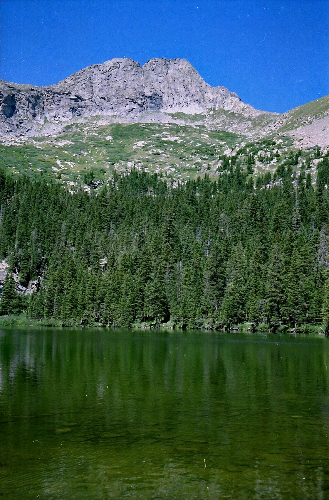 Music Mountain - 13,380