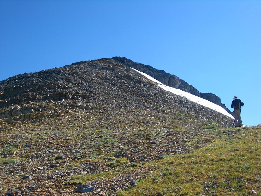 Mount Kreutzer - 13,095