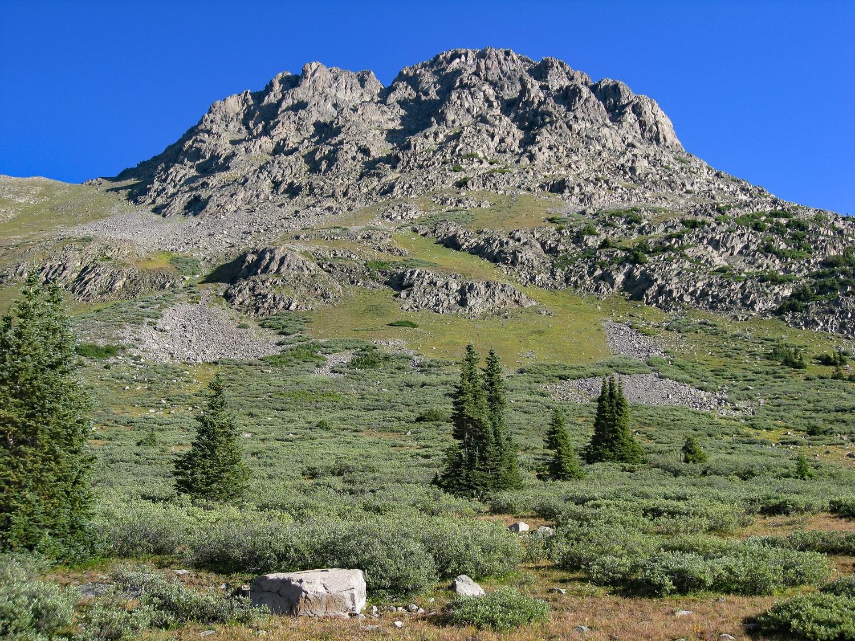 Truro Peak - 13,282