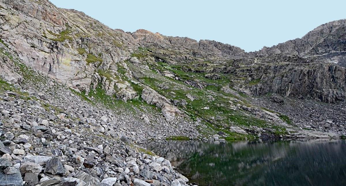Wheeler Mountain - 13,690