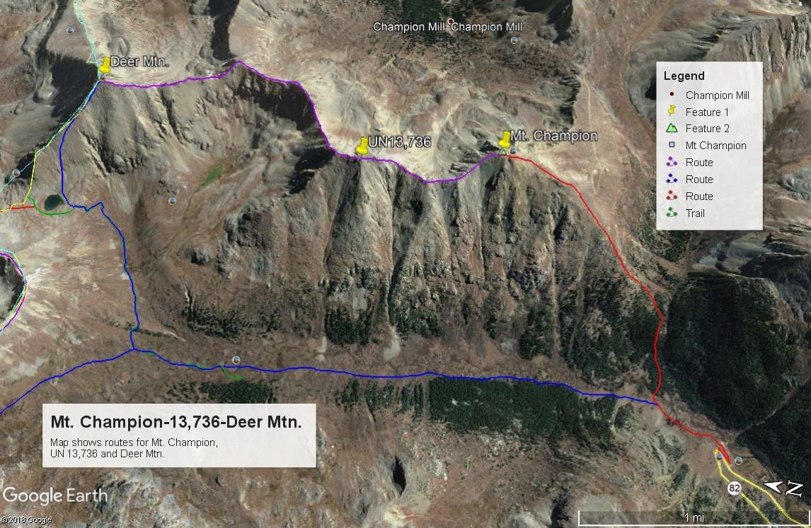 Deer Mountain - 13,761