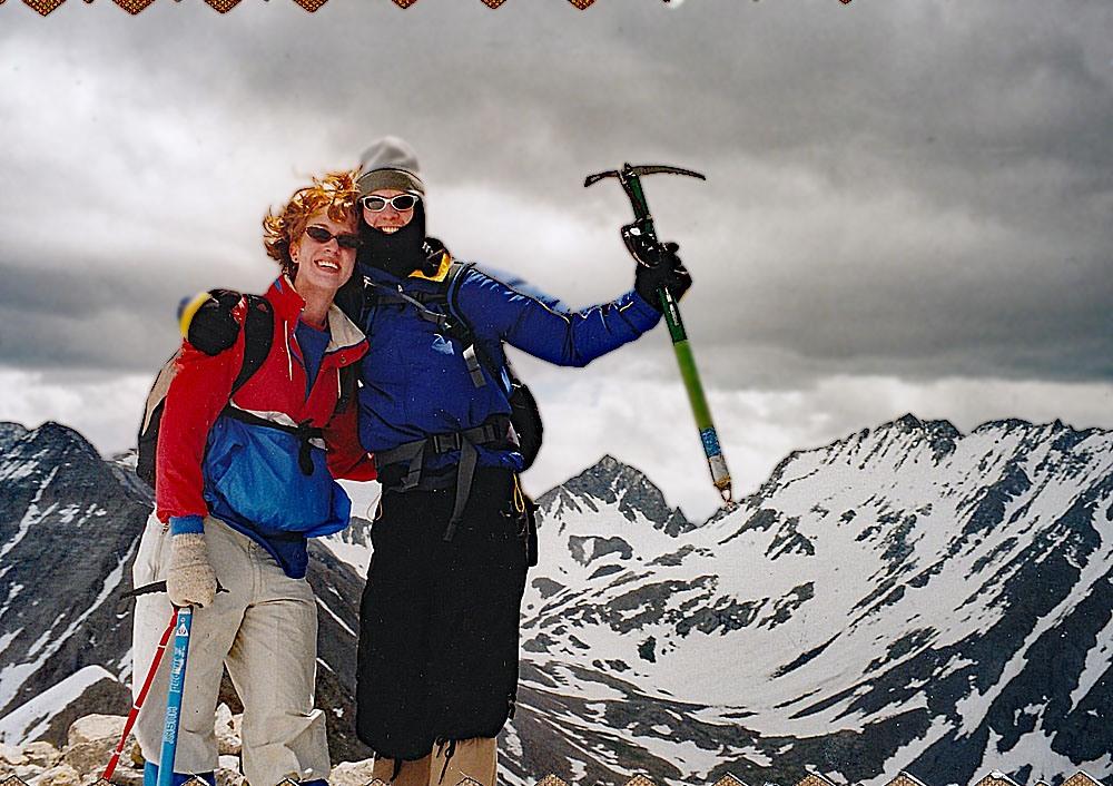 Boskoff Peak - 13,123