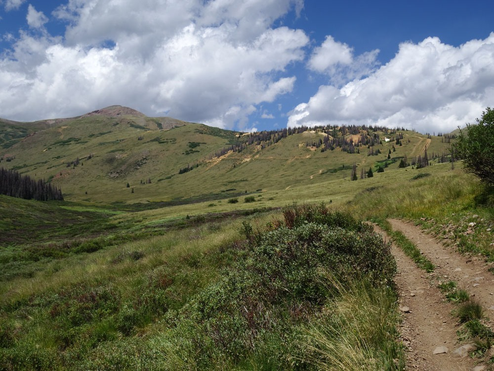 Bent Peak - 13,393